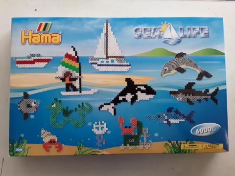 Hamas  sea  life cod 3042 6000 pezzi