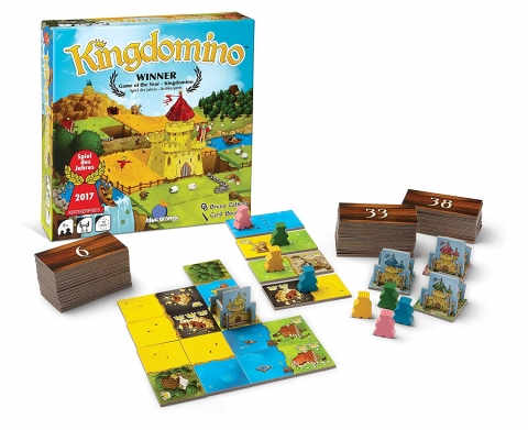 Gioco di strategia Kingdomino
