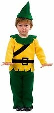 Costume da Elfo Dei Boschi e pantaloni in pile, capello