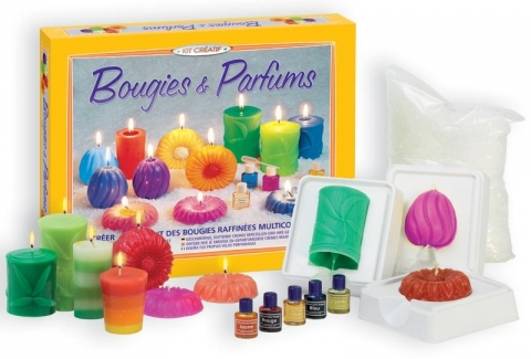 candele fai da te sentosphère