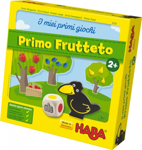 Primo Frutteto HABA - Gioco di società  2 anni +