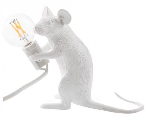 SELETTI :Mouse Lamp  Seduto Lampada da Tavolo