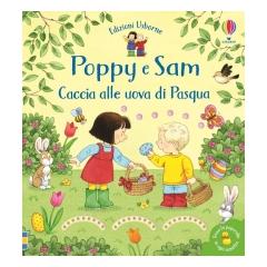 CACCIA ALLE UOVA DI PASQUA Poppy e Sam