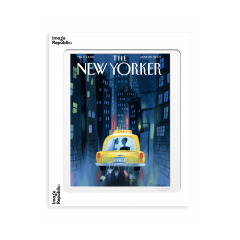 "THE NEWYORKER  STAMPE ""Romano big city romance"""