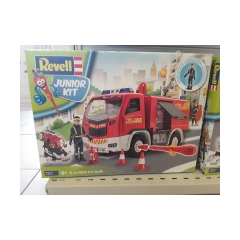 Revell junior kit i pompieri fire 112 età 4+