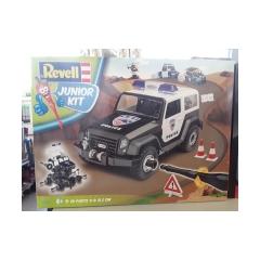 Revell junior kit Police 4+