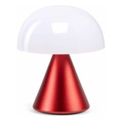 Lampada a led MINA rossa - LEXON