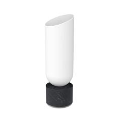 Lampada da tavolo MIAMI marmo nero - LEXON