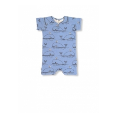 BODYSUIT s/s WHALE BLUE, TAGLIA 62, JNY, WH02170-62