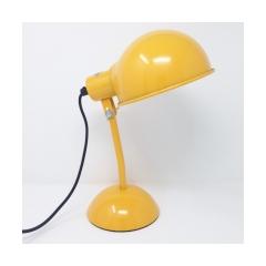 Lampada da tavolo LUCILLE GIALLA -  PUSHER
