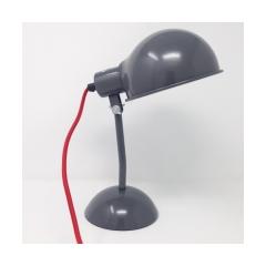 Lampada da tavolo LUCILLE GRIGIA - PUSHER