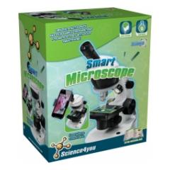 MICROSCOPIO SMART HD, FOTOGRAFARE, FILMARE, OSSERVARE, SCIENCE4YOU, S4Y69