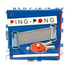 PING PONG COMPATTO, DA 6 + ANNI, SELEGIOCHI, 20161203