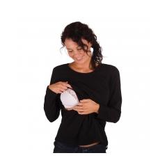 T-Shirt allattamento JENNA CARRIWELL misura L