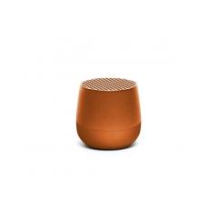 Altoparlante bluetooth 3 W MINO arancio - LEXON