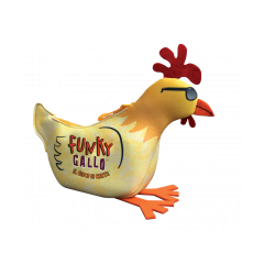 Gioco di carte FUNKY GALLO