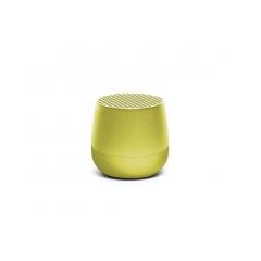 Altoparlante bluetooth 3 W MINO verde chiaro - LEXON