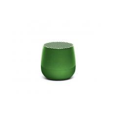 Altoparlante bluetooth 3 W MINO verde - LEXON