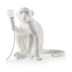 SELETTI :Monkey  Lamp  Seduta