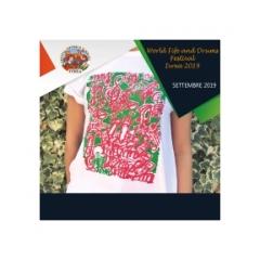 Maglietta Pifferi e Tamburi Ivrea Festival 2019