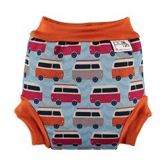 POP IN - Swim Nappy - costume assorbente per bambini taglia XL - 13 kg  (gamba 32cm, vita 47cm,  lunghezza 22cm)