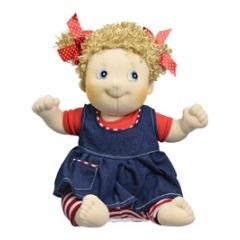 Bambola Olivia RUBENS BARN - Gioco 3 anni - Fatta a mano