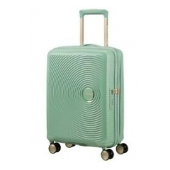 American Tourister Trolley  medio Soundbox  Deep Mint