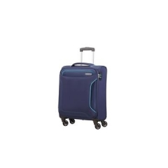 American Tourister - Holiday Heat trolley cabina blu
