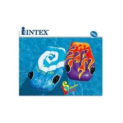 TAVOLA NUOTO RIDER, TAVOLETTA CAVALCABILE, 1.12 M X62 CM. INTEX,