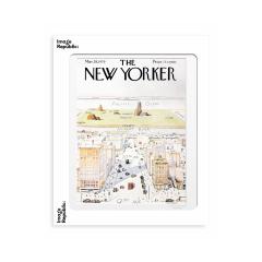 "THE NEWYORKER  STAMPE ""Steinberg"""