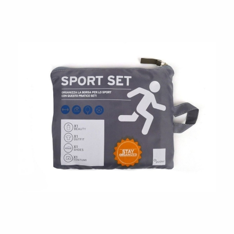 """SPORT SET"" di PUSHER GRIGIO"